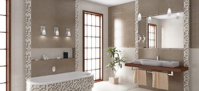 Съвременно обзавеждане на баня