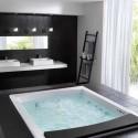Модерно решение за вана с повече от една функция