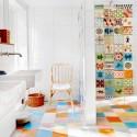 Цветовата схема на плочките в банята: Как да я изберем?